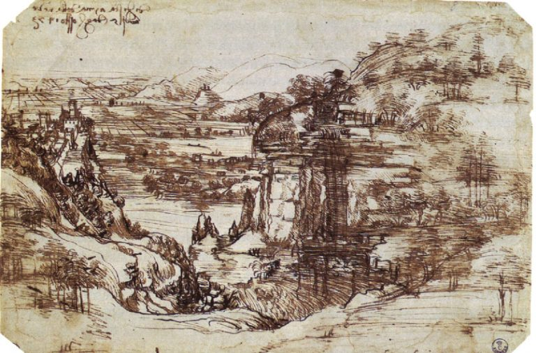 Study_of_a_Tuscan_Landscape