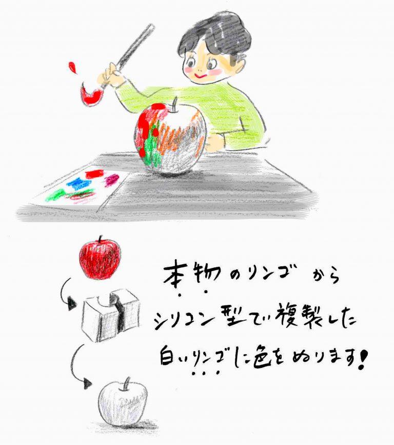 子供WSリンゴ