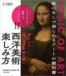 西洋美術の楽しみ方_表紙