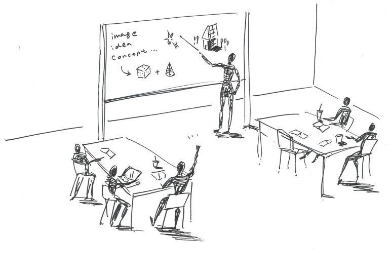 「ビジュアルコミュニケーション研修」の一例_1